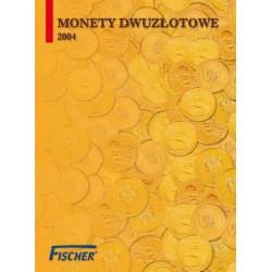Album na monety 2 zl GN 2004 Fischer