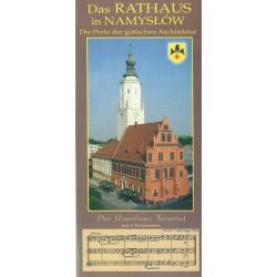 Das Rathaus in Namysłów : die Perle der gotischen Architekture