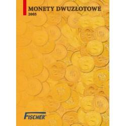Album na monety 2 zl GN 2005 Fischer