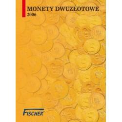 Album na monety 2 zl GN 2006 Fischer