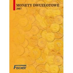 Album na monety 2 zl GN 2007 Fischer