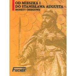 """Album na monety 2 zł GN """"Od Mieszka I do Stanisława Augusta"""" Fischer"""