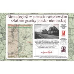 Igłowice - Szlakiem granicy polsko-niemieckiej w powiecie namysłowskim ustalonej Traktatem Wersalskim z 1919 r.