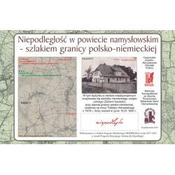 Kowalowice - Szlakiem granicy polsko-niemieckiej w powiecie namysłowskim ustalonej Traktatem Wersalskim z 1919 r.