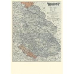 WID-N164 Obszar plebiscytowy Górnego Śląska