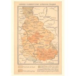 WID-N165 Obszar plebiscytowy Górnego Śląska