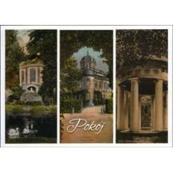 WID-NS07 Pokój - reprint: pałac, ruina w parku, świątynia Matyldy