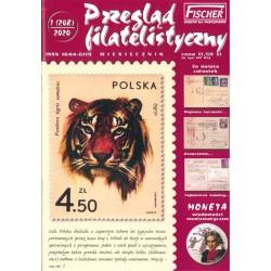 Przegląd Filatelistyczny 2020 nr 01 208