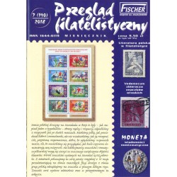 Przegląd Filatelistyczny 2018 nr 07 190