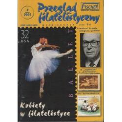 Przegląd Filatelistyczny 2003 nr 03