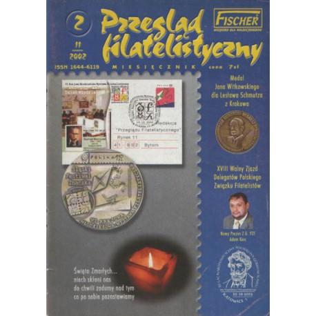 Przegląd Filatelistyczny 2002 nr 02