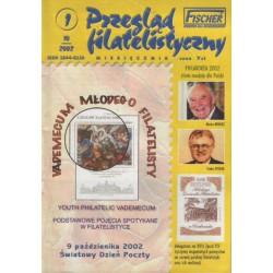 Przegląd Filatelistyczny 2002 nr 01