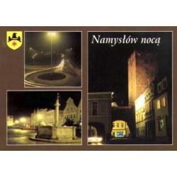 WID-N004 Namysłów nocą