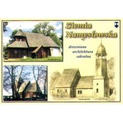 WID-N010 Ziemia Namysłowska, drewniana architektura sakralna