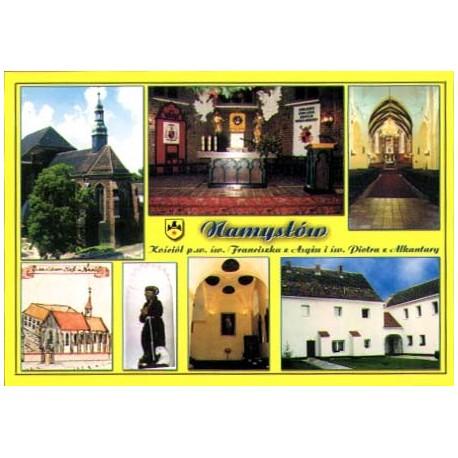 WID-N042 Namysłów, kościół pw. św. Franciszka z Asyżu i św. Piotra z Alkantary