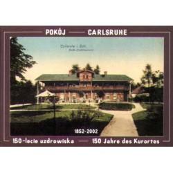 """WID-N047 Pokój - Dom zdrojowy, tzw. """"Dom Szwajcarski"""" (widok z 1909 r.)"""
