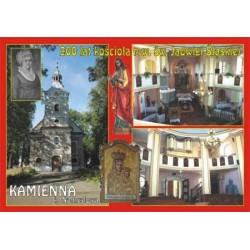 WID-N049 Kamienna k. Namysłowa, 200 lat kościoła p.w. św. Jadwigi Śląskiej