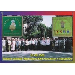 WID-N051 Namysłów, Nadanie sztandaru Rejonowemu Kołu Pszczelarzy