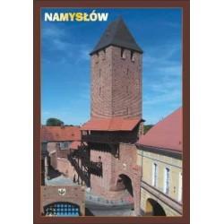 WID-N057 Namysłów, Brama Krakowska, rzeźba rycerza