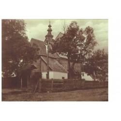 WID-N081 Fałkowice, nieistniejący kościół