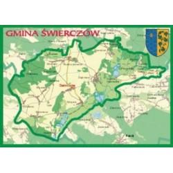 WID-N085 Gmina Świerczów, mapa