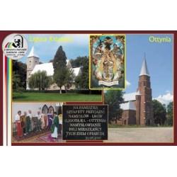 WID-N099 Ligota Książęca, Ottynia, II Sztafeta przyjaźni Namysłów-Lwów 2007