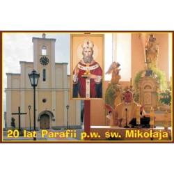 WID-N121 Mikołajów, 20 lat Parafii św. Mikołaja w Mikołajowie