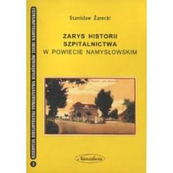 Zarys historii szpitalnictwa w powiecie namysłowskim