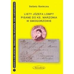Listy Józefa Lompy pisane do ks. Marzonia w Smogorzowie