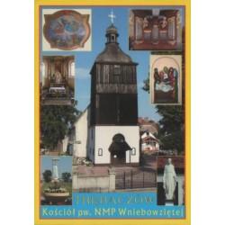 WID-N070 Trębaczów - kościół pw. NMP Wniebowziętej