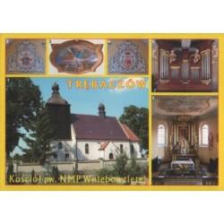 WID-N071 Trębaczów  - kościół pw. NMP Wniebowziętej
