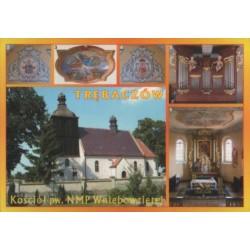 WID-N072 Trębaczów  - kościół pw. NMP Wniebowziętej