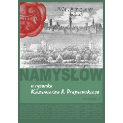 Namysłów w rysunku Kazimierza A. Drapiewskiego