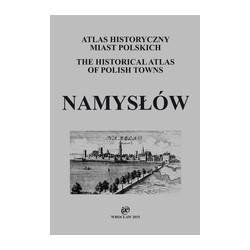Namysłów - atlas historyczny